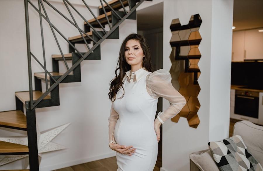 لباس جدید بارداری - لباس جذب